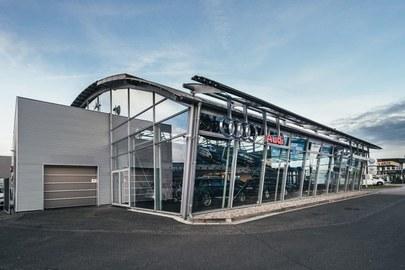 Autocentrum BARTH Hradec Králové